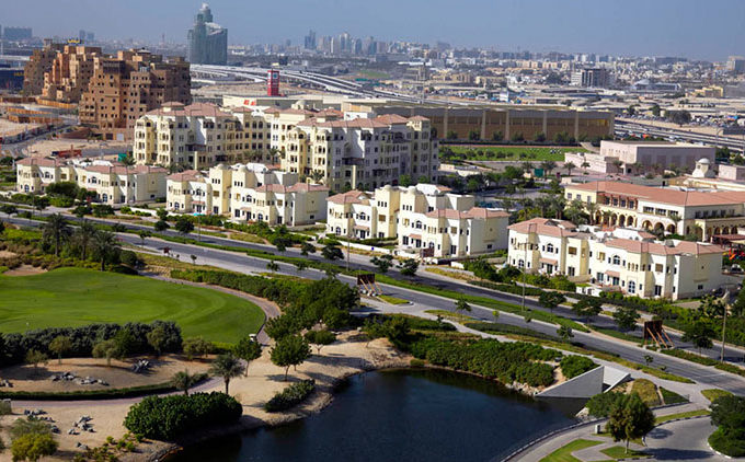 3B/R with Huge Balcony for Sale In Al Badia Residences