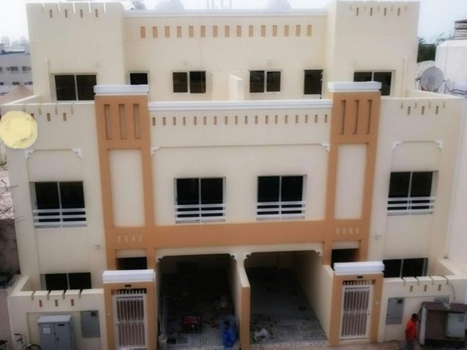 Brand New Twin Villa For Rent in Hor Al Anz