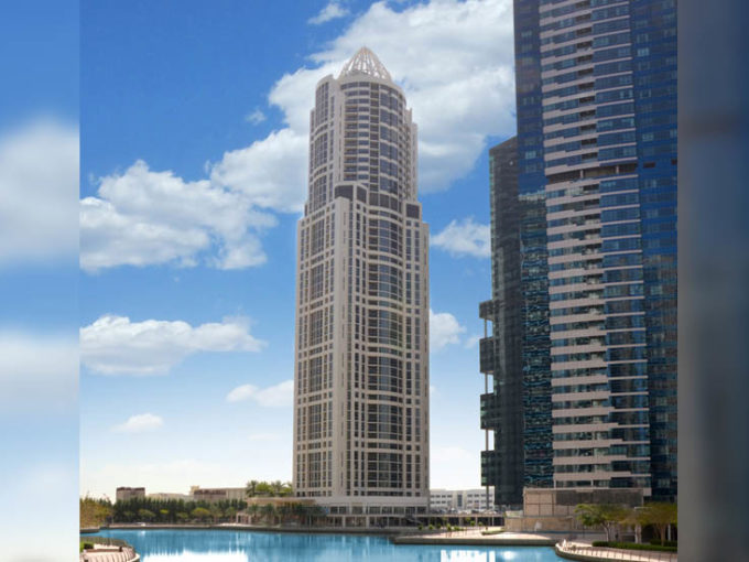 2B-B/R ON TOP FLOOR WITH SPECTACUALR VIEW IN LAKE SHORE ,JLT ,JUMEIRAH LAKE TOWER