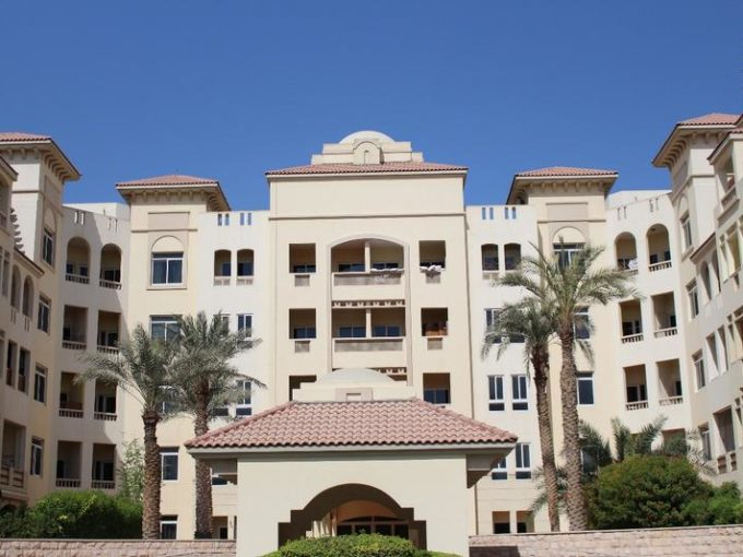 3B/R with Huge Garden for Rent In Al Badia Residences